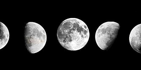 Méditation de Lune croissante tickets
