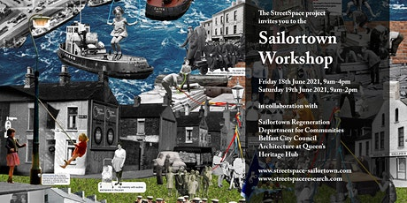 The Sailortown StreetSpace Community Workshop 2021 tickets