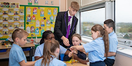 Glasgow and West ENTHUSE Partnership Launch: STEM beyond the classroom tickets