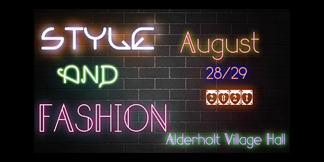STYLE AND FASHION 2021 tickets