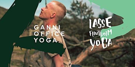 GANNI OFFICE  YOGA - staff only tickets