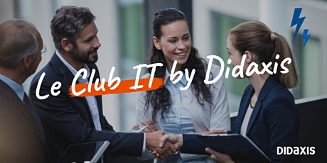 Le Club IT by Didaxis billets