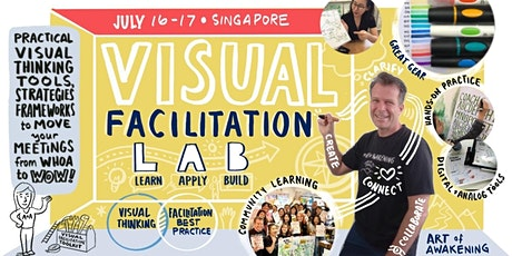Art of Awakening Visual Facilitation Lab - Singapore July 2021 tickets