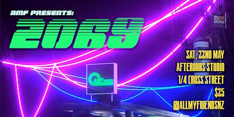 AMF presents: 2069 tickets
