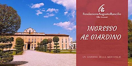 Villa Arconati: apertura giardino 2021 biglietti