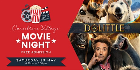 Movie Night @ The Green, Carseldine Village tickets