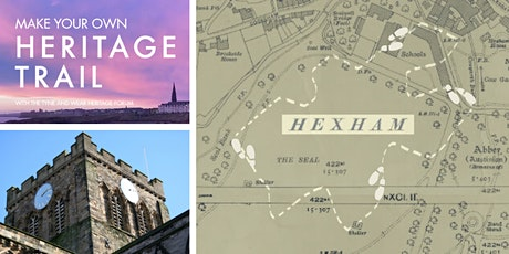 My Heritage Trail Workshop (Hexham) tickets
