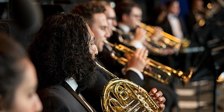 Fascinating Rhythms: University of Melbourne Wind Symphony and Concert Band tickets
