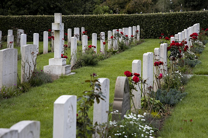 CWGC Tours - Cardiff Cathays Cemetery image