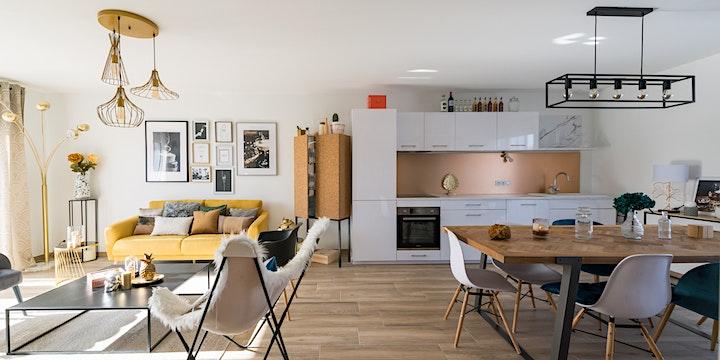 Image pour Visite live d'une maison initiale conçue et réalisée par Macoretz