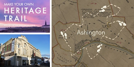 My Heritage Trail Workshop (Ashington) tickets