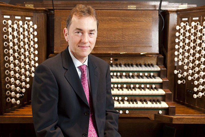 Mayfair Organ Concert by Thomas Trotter image