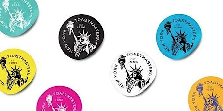 New York Toastmasters Meeting: Guest Sign Up 6/7 tickets