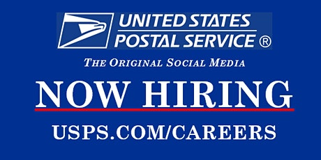 USPS Free Virtual Job Fair - San Francisco Bay Area & Northern California tickets