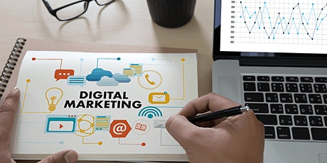 Digital Marketing Training Course for Beginners / Marketing Professionals. bilhetes