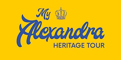 My Alexandra Heritage Tour [English] (8 May 2021) tickets