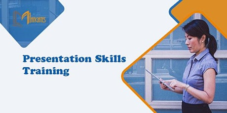 Presentation Skills 1 Day Virtual Live Training in Canberra tickets