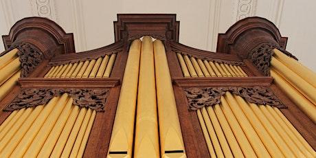 Mayfair Organ Concert by Margaret Phillips tickets