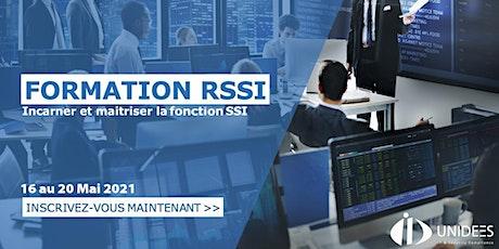 Formation RSSI billets