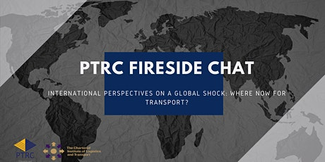 International perspectives on a global shock: where now for transport? tickets