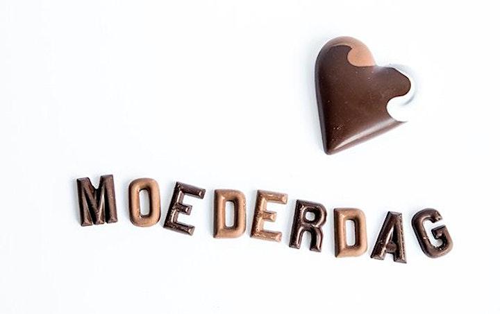 Afbeelding van Online Moederdag workshop - Chocolade maken