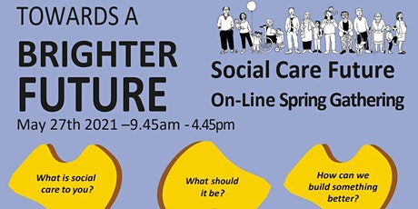 Towards a Brighter Future - On-Line Spring Gathering tickets