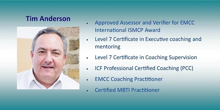 EMCC Global ISMCP Accreditation – for mentoring/coaching programmes image