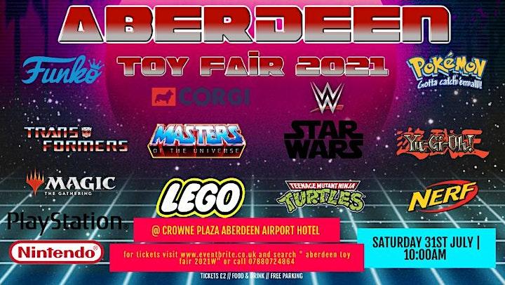 Aberdeen Toy Fair 2021 image