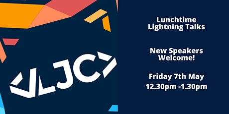 LJC Lunchtime Lightning Talks tickets