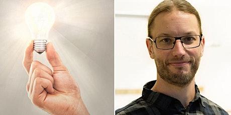 Digital seminar* Martin Westin - Lätt att göra rätt; Nudging vs. deltagande tickets
