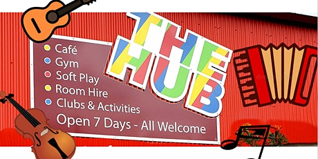 Music Taster Sessions at the Kyle of Sutherland Hub tickets