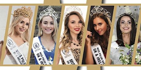 Gala Miss Polski i Miss Polski Nastolatek UK & Ireland 2021 tickets
