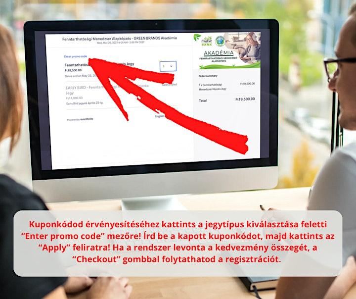 Fenntarthatósági Menedzser Alapképzés - GREEN BRANDS Akadémia image