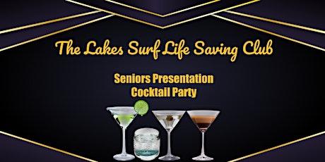 The Lakes SLSC Seniors Presentation tickets