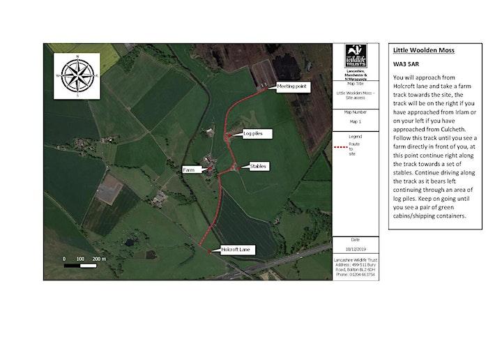 Little Woolden Moss Guided Walk image