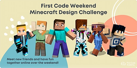 Minecraft Design Challenge (Age 7 +) Tickets