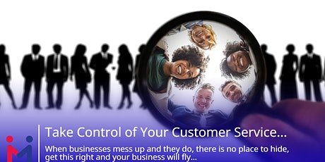 Take Control of Your Customer Service... tickets