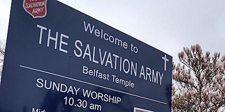 Sunday Worship at Belfast Temple tickets