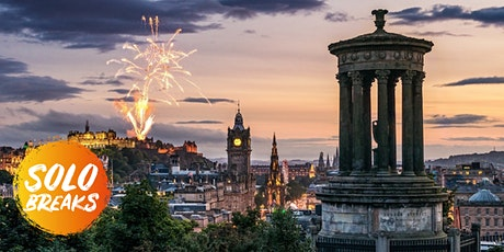 SOLO BREAKS: Edinburgh Fringe Festival 27/08/2021 tickets