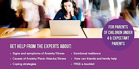 ABSS Southend - Work Skills - Anxiety and Stress Management tickets