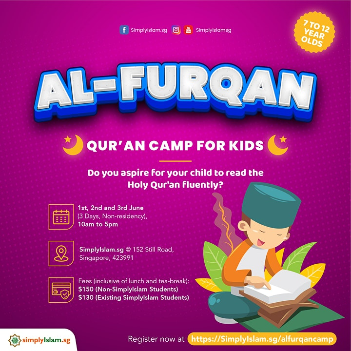 Al-Furqan Qur'an Camp for Kids image