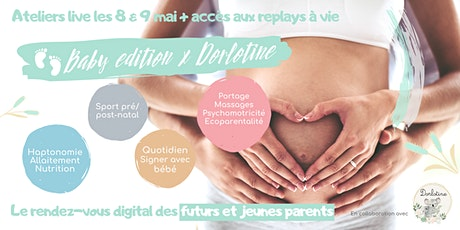 Le Workshop digital des futurs et jeunes parents billets