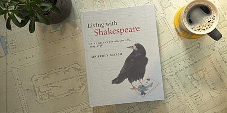 Book Launch - Living with Shakespeare by Geoffrey Marsh tickets