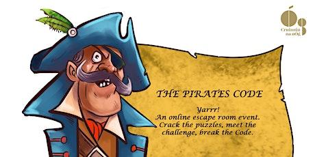 Virtual Escape Room with Wayne O'Connor- Cruinniú na nÓg tickets