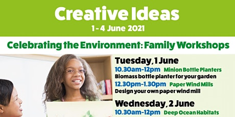 Creative Ideas Earth Day Crowns tickets