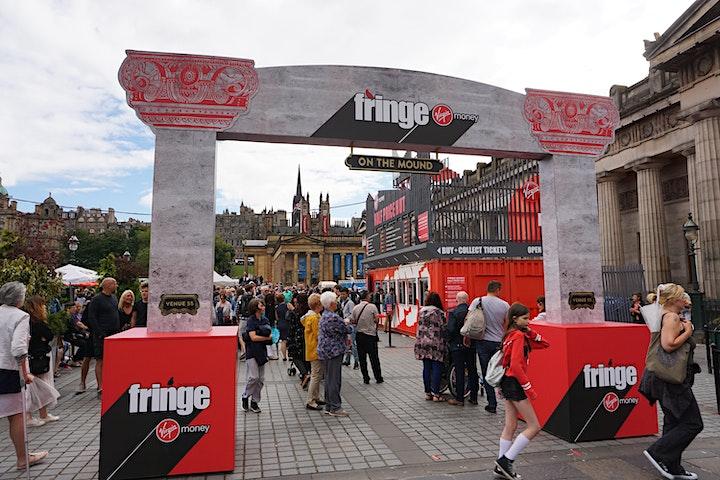 SOLO BREAKS: Edinburgh Fringe Festival 27/08/2021 image
