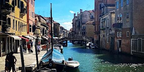 Free Tour: Venecia Desconocida y Tradicional (Guetto Judío) biglietti