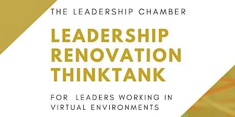 Leadership Chamber - Leadership Rennovation tickets