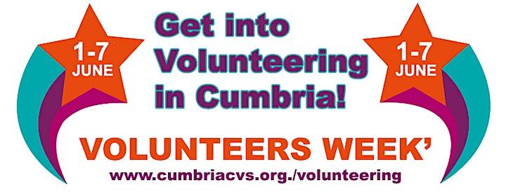Get into volunteering with Eden Carers image
