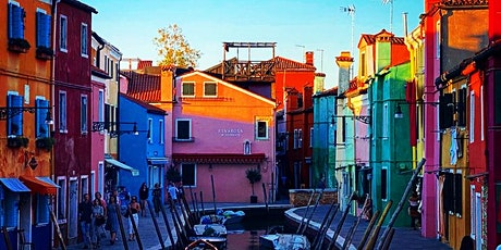 Free Tour: Murano y Burano tickets